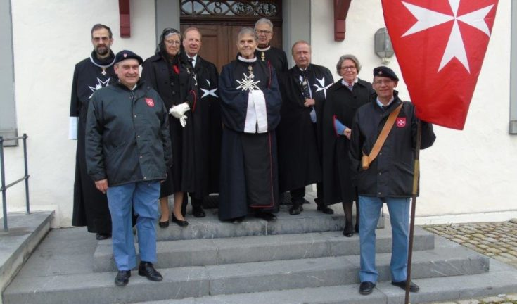 750 ans de la paroisse de Reiden